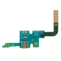 Charging Dock with Flex Cable for use with Samsung Galaxy Note 2 US Cellular r950