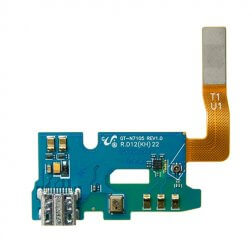 Charging Dock with Flex Cable for use with Samsung Galaxy Note 2 International LTE N7105