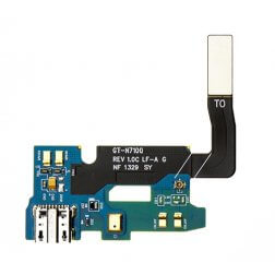 Charging Dock with Flex Cable for use with Samsung Galaxy Note 2 International N7100