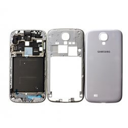 Full Housing for use with Samsung Galaxy S4 International i9500/i9505