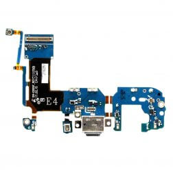 Charge Port Flex Cable G955F (International Version)  for use with Samsung Galaxy S8 Plus