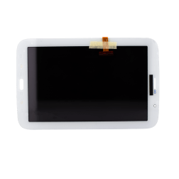"LCD with Digitizer Assembly for use with Samsung Galaxy Note 8.0 Tablet "" SGH-I467 (AT&T), White, no Frame (with Top Speaker Hole)"