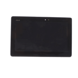 "LCD with Digitizer Assembly for use with ASUS Transfor use withmer Book 10.1"" T100TA-5490N, Black, with Frame"