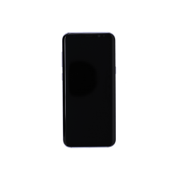 LCD & Digitizer assembly (with frame) for use with Samsung S8 Plus (Purple)