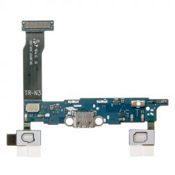 Charging Port Flex Cable for use with Samsung Galaxy Note 4 N910T (T-Mobile)