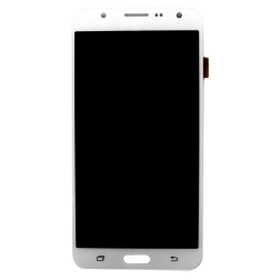 LCD/Digitizer for use with Samsung Galaxy J700 (White)