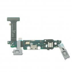 Charging Port Flex Cable for use with Samsung Galaxy S6 G920T