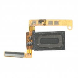 Power Button and Earpiece Speaker Flex Cable for use with Samsung Note Edge SM-N915