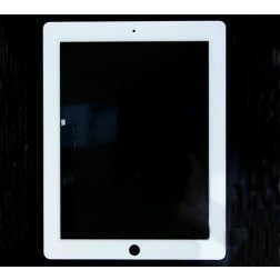 Premium Digitizer for use with iPad 3/ iPad 4 (White)