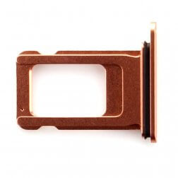 SIM Card Tray for use with iPhone XR (Coral)