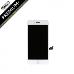 Premium Plus LCD Full Assembly for use with iPhone 8 (White)