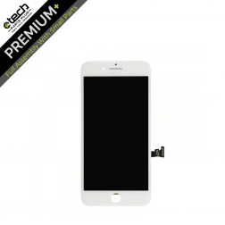 Premium Plus LCD Full Assembly for use with iPhone 8 Plus (White)