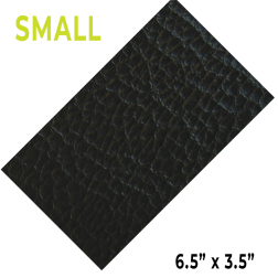 ProtectionPro - Small Texture Film (Charcoal Leather)