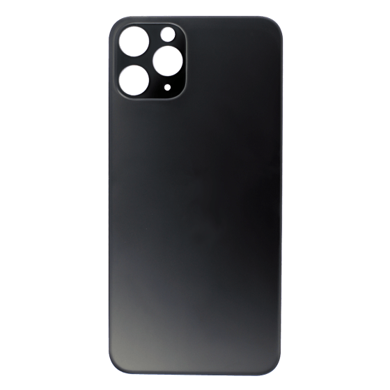 Back Glass (No Logo) for use with iPhone 11 Pro (Green)
