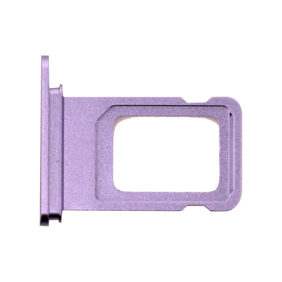 Sim Card Tray for use with iPhone 11 (Purple)
