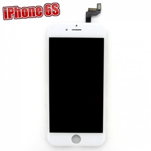 Premium LCD Assembly for use with iPhone 6S, White