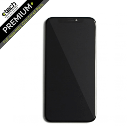 Premium Plus OLED Full Assembly for use w/ iPhone X (Black)
