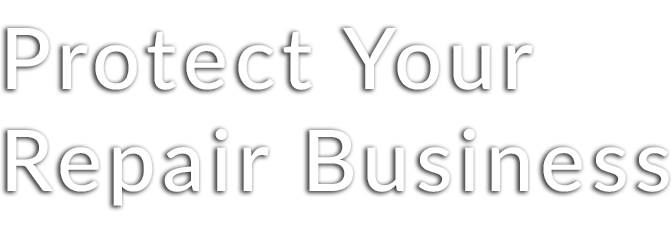 Protect Your Business Slider Text