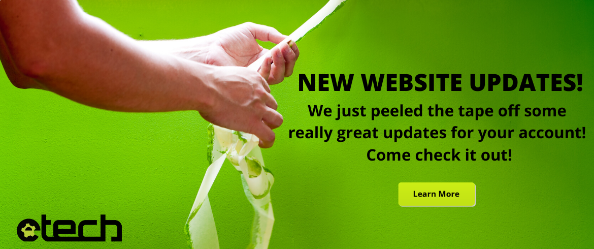 Site Updates! Making Life Easier!