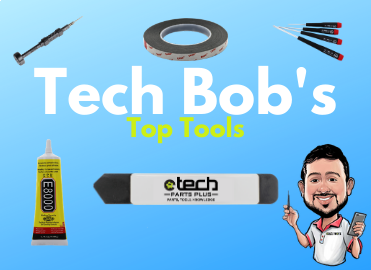Tech Bob's Top Tools