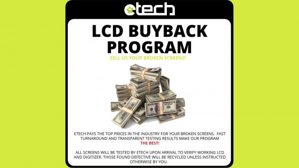How To Maximize LCD Buyback Profits