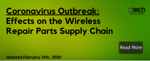 Coronavirus Update on Mobile Parts Inventory