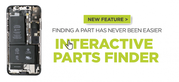 eTech - New Interactive Parts Finder!