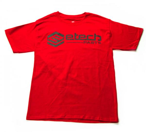 NEW! Official eTech Parts T-Shirts