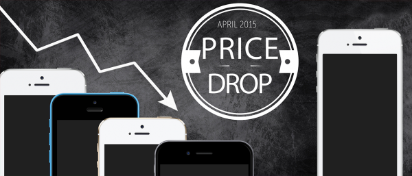 Price Drop on Replacement Parts for iPhone, iPad & iPod