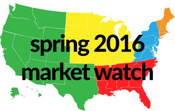 Spring 2016 iPhone 6 Screen Replacement Market Watch