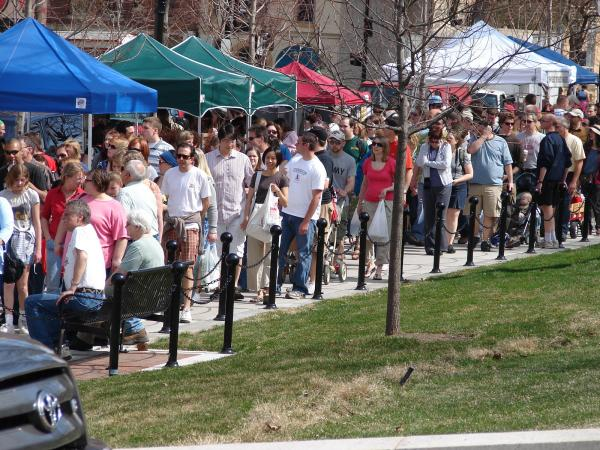 Marketing on a Budget: Get Involved with Local Events