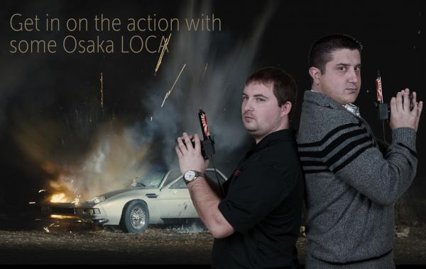 Going LOCO for LOCA.. and Day 3 Winners!