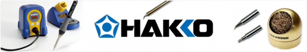 Hakko Equipment Arrives at eTech Parts