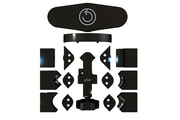 gTool iCorner B-Series: Every gTool iCorner in One Kit!