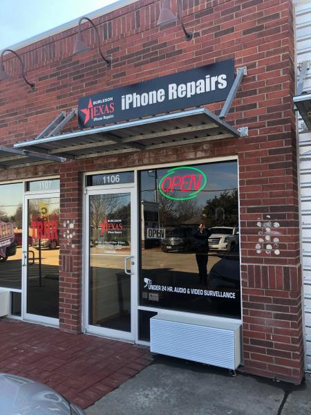 Customer Spotlight – Darik Caswell from Burleson iPhone Repairs