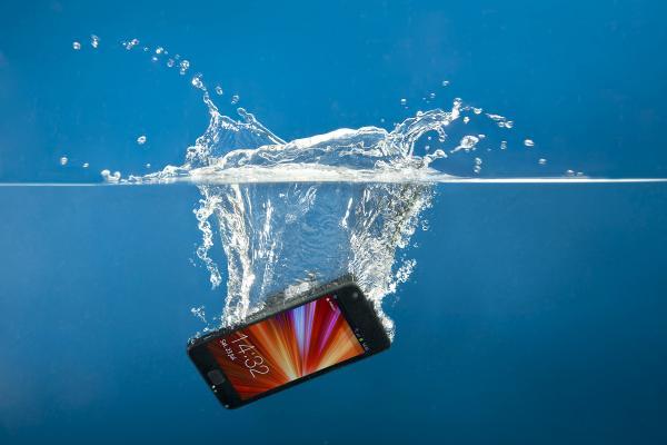 Liquid vs. Electronics