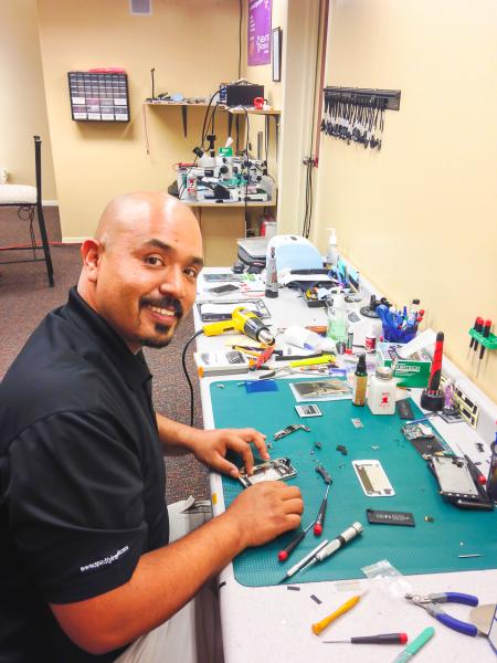 Featured Repair Shop : Spa City iRepair