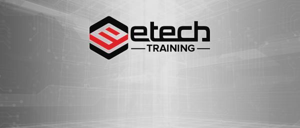 Announcing eTech Training