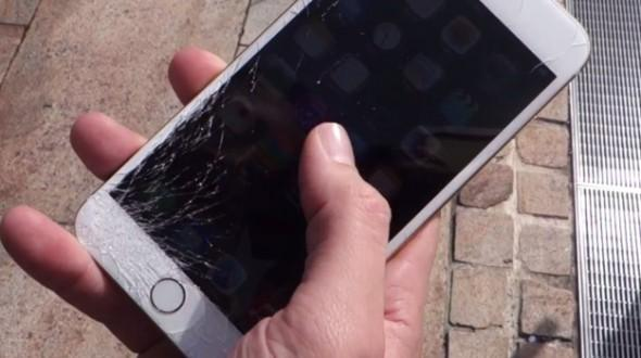iPhone 6 and iPhone 6 Plus Drop Tests Prove... They Break!