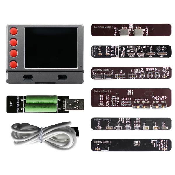 New and Improved! W28 Pro Multi-Function Battery Tester