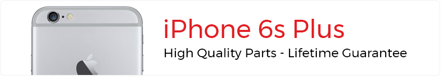 eTech Parts is your source for high quality parts for the iPhone 6S Plus.