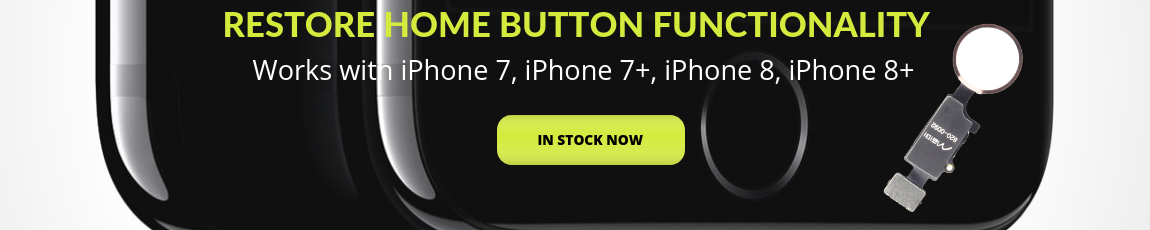 Home Button Functionality Banner