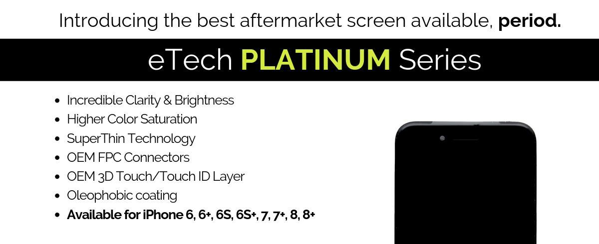 Platinum Screens