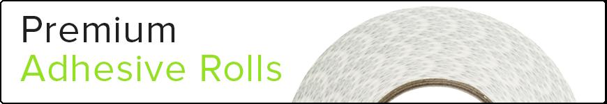 Premium Adhesive Rolls