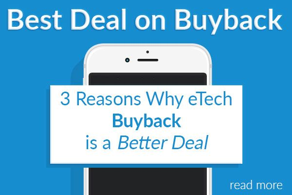 eTech Screen Buyback