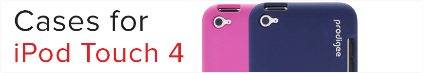 Cases for iPod Touch 4