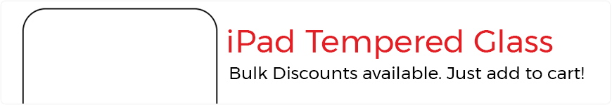 eTech Parts is your source for high quality iPad Tempered Glass.