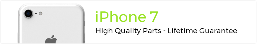 eTech Parts is your source for high quality parts for the iPhone 7.