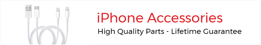 eTech Parts is your source for high quality iPhone Accessories.