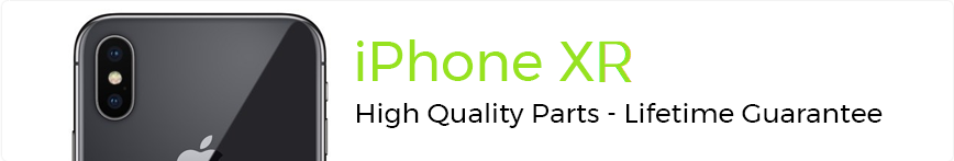 eTech Parts is your source for high quality parts for the iPhone XR.
